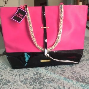 Juicy Couture tote/purse NWT